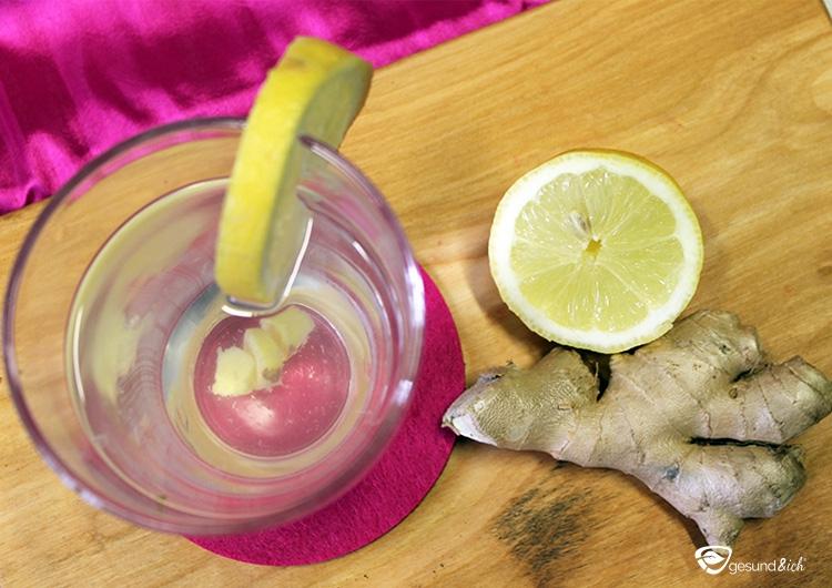 Das Immunsystem mit Vitamin C und weiteren Vitaminen stärken.