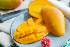 Mango für Sommer-Smoothie