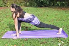 Yoga-Übungen für Anfänger sind gut für Körper und Geist.